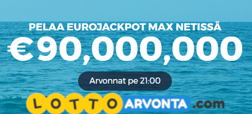 eurojackpot max multilotto