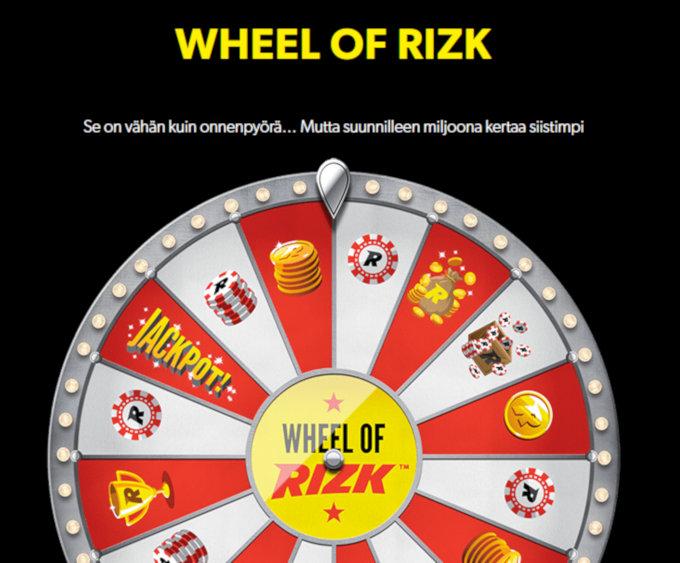 rizk casino onnenpyora
