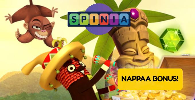 spinia bonus
